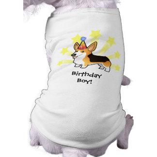 Birthday Pembroke Welsh Corgi Shirt