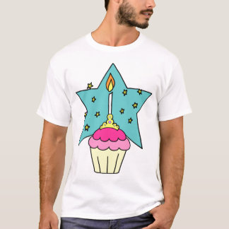 Birthday Princess Cupcake Shirt