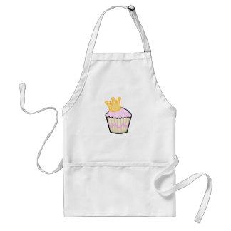 Birthday Princess Cupcake Standard Apron