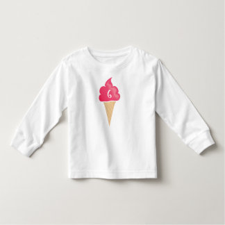 Birthday Shirt Six 6