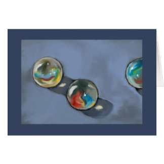 Birthday: Still Have All Your Marbles: Getting Old Card