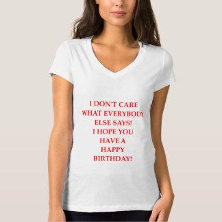 birthday T-Shirt