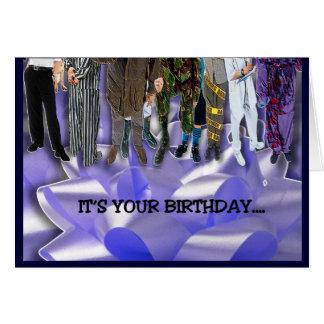 Birthday Trust Card