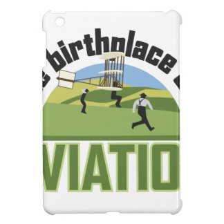 Birthplace of Aviation Cover For The iPad Mini