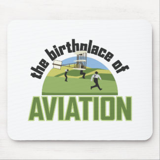 Birthplace of Aviation Mouse Pad