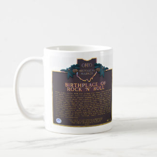 Birthplace of Rock N' Roll Coffee Mug