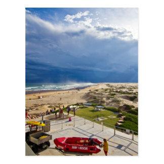 Birubi Beach 3 Postcard