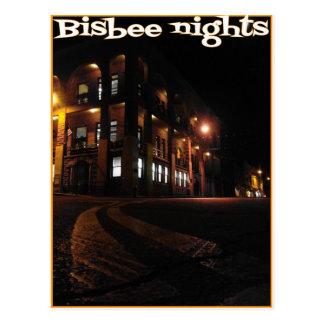 Bisbee Nights Postcard