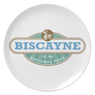 Biscayne National Park Dinner Plate