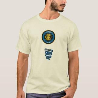 Biscione stemma inter internazionale milano T-Shirt