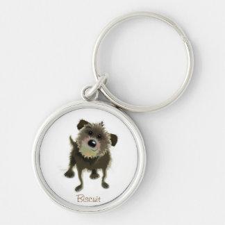 Biscuit Key ring