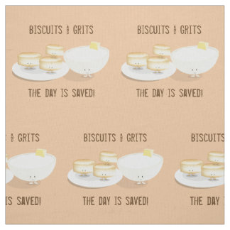 Biscuits and Grits | Fabric