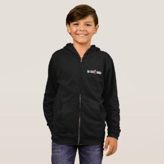Bisectional Boy's Zip Hoodie
