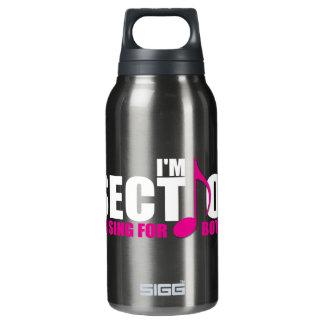 Bisectional Dark Sigg Hot & Cold Bottle