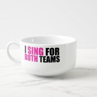 Bisectional Soup Mug