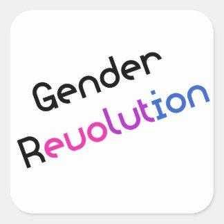 Bisexual Awareness Pride Sticker Love is Love