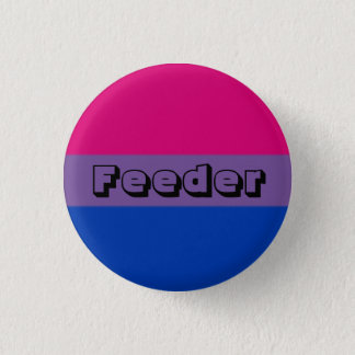 Bisexual Feeder Pin