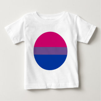 Bisexual Flag Baby T-Shirt