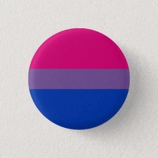 Bisexual flag badge /