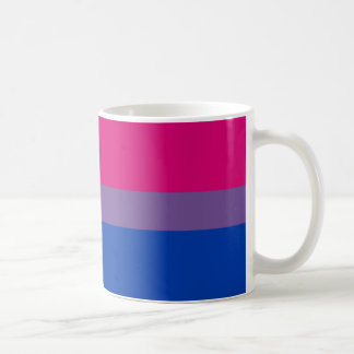 Bisexual LGBT Pride Rainbow Flag Coffee Mug