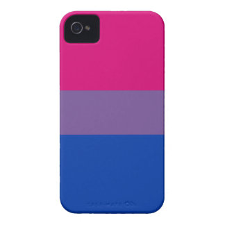 Bisexual LGBT Pride Rainbow Flag iPhone 4 Case