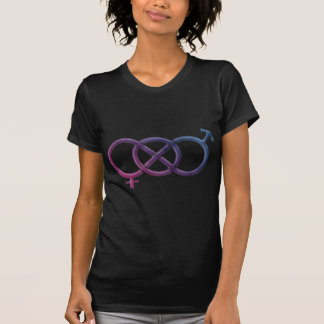 Bisexual Pride Gender Knot T-Shirt