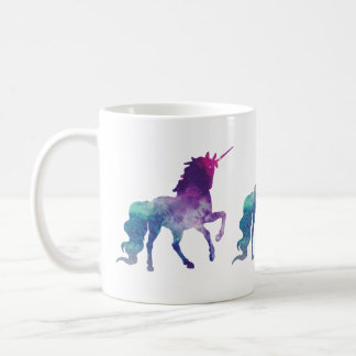 Bisexual unicorn coffee mug