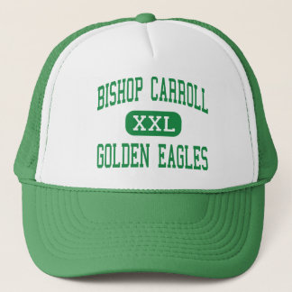 Bishop Carroll - Golden Eagles - Wichita Trucker Hat