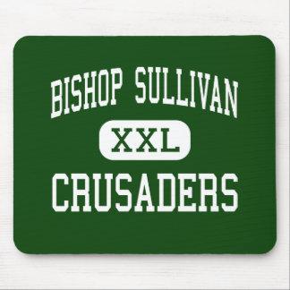 Bishop Sullivan - Crusaders - Virginia Beach Mouse Pad