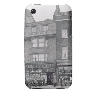 Bishopsgate, from 'Historic London Buildings' by A iPhone 3 Case-Mate Cases