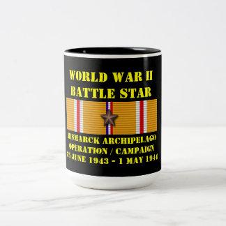Bismarck Archipelago Operation Campaign Two-Tone Mug