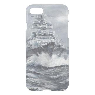 Bismarck off Greenland coast 1900hrs 23rdMay iPhone 8/7 Case
