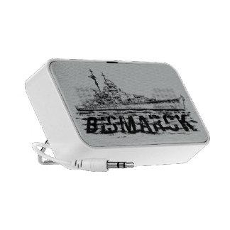 Bismarck Travel Speaker