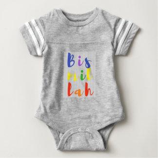 Bismillah Baby Wear Baby Bodysuit
