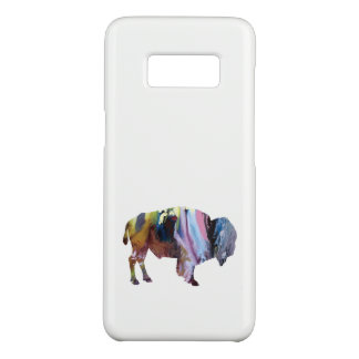 Bison art Case-Mate samsung galaxy s8 case