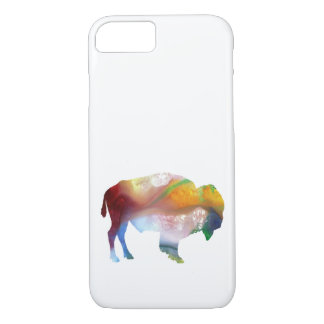 Bison art iPhone 8/7 case