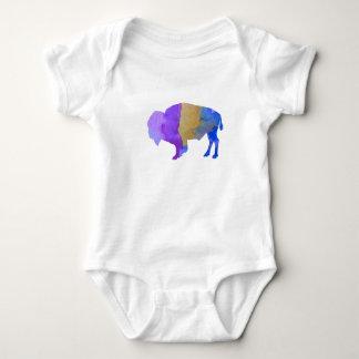 Bison Baby Bodysuit