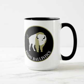 Bison Ballistics Ceramic Coffee Mug