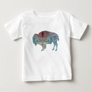 Bison / Buffalo Baby T-Shirt