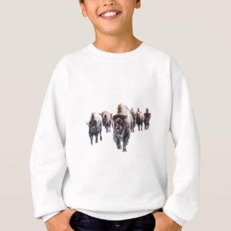 Bison March Sweatshirt