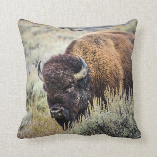 Bison Pillow