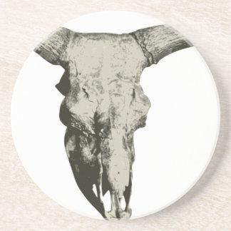 Bison Skull Coaster