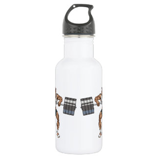 bison weight lifter 532 ml water bottle