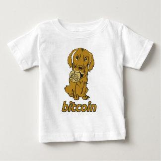 Bit Coin_Retriever_wear Baby T-Shirt