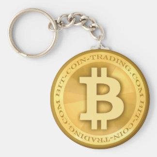 Bit-coin-trading.com Keychain