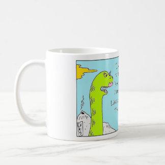 BITCHOSAURUS, TheStripMallbyChrisRogers Coffee Mug