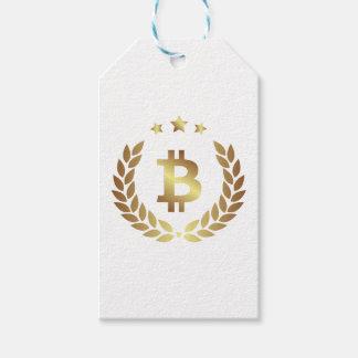 Bitcoin 12 gift tags
