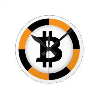 Bitcoin 13 round clock