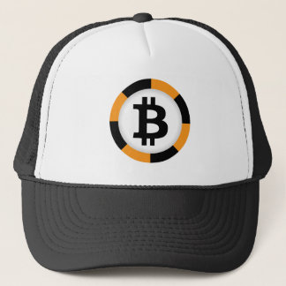 Bitcoin 13 trucker hat