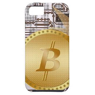 Bitcoin 18 tough iPhone 5 case